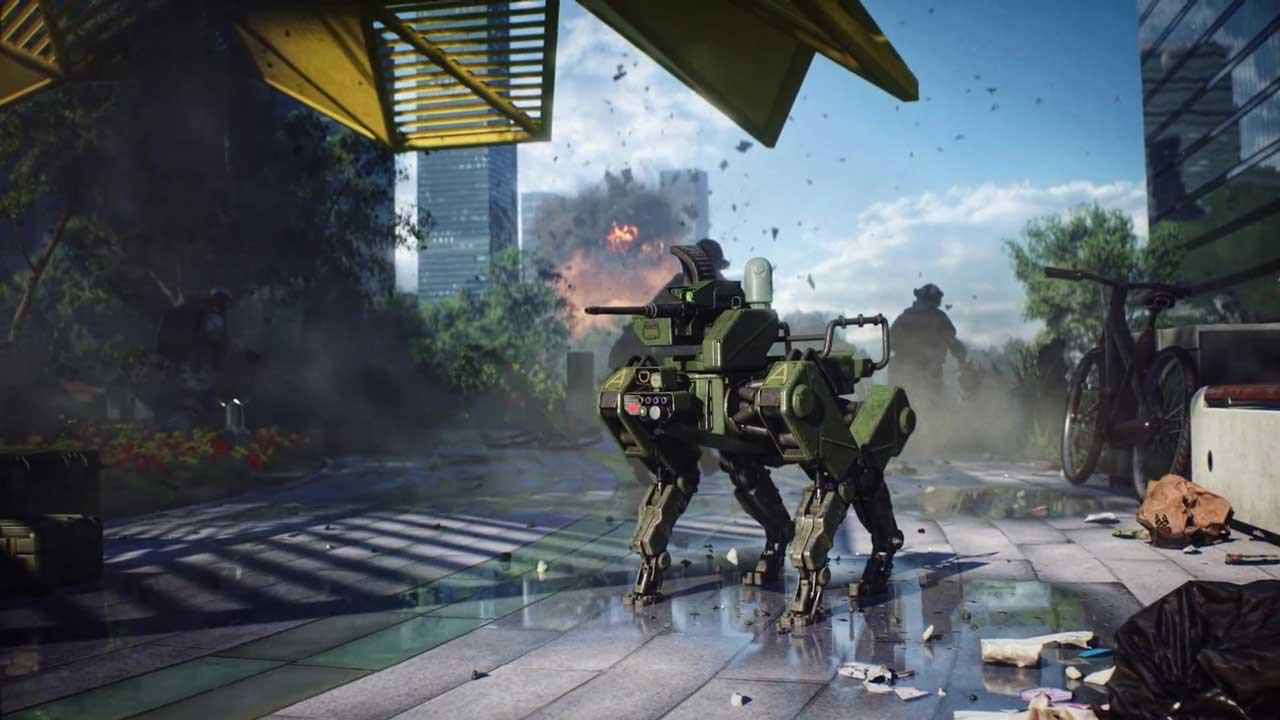 سی دی کی Battlefield 2042
