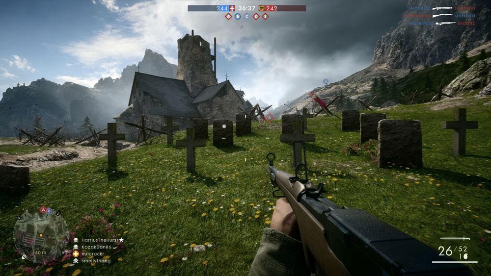 سی دی کی Battlefield 1