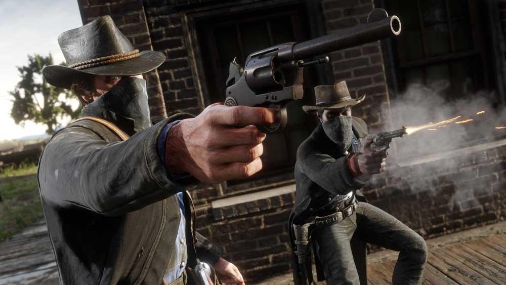 سی دی کی Red Dead Redemption 2