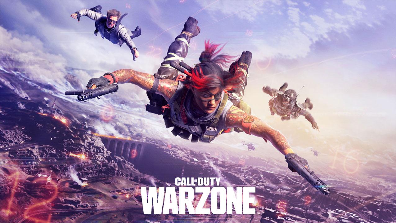 Call of Duty: Warzone   تریلر سینماتیک سیزن 5
