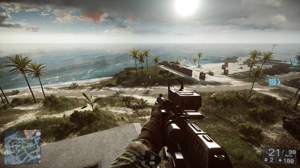 سی دی کی Battlefield 4
