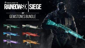 Tom Clancy's Rainbow Six® Siege - Gemstone Weapon Skin - PC