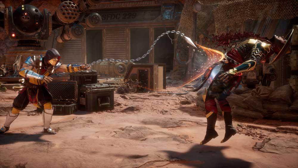 سی دی کی Mortal Kombat 11