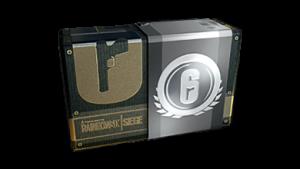 Rainbow Six Siege Credits - PC -> 1200 R6