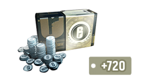 Rainbow Six Siege Credits - PC -> 4920 R6