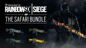 Tom Clancy's Rainbow Six® Siege - The Safari Bundle - PC