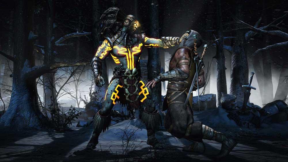 ُی دی کی Mortal Kombat X