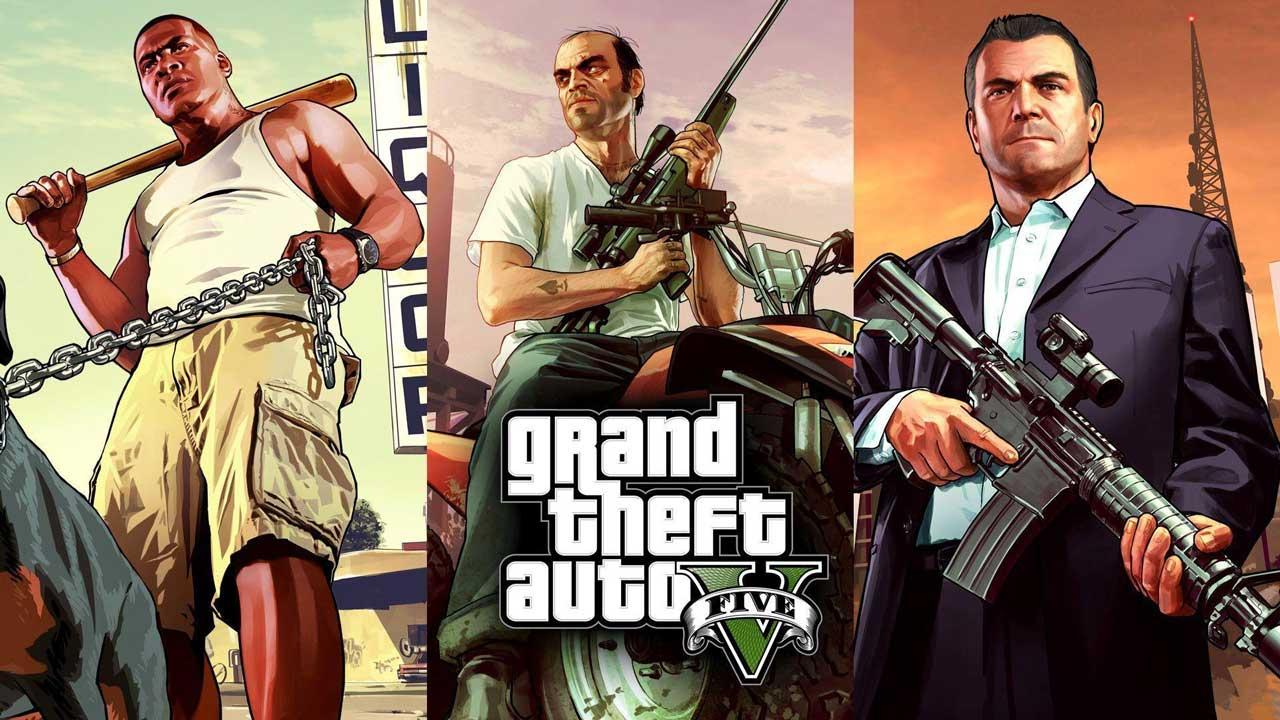Official Grand Theft Auto V – Trailer