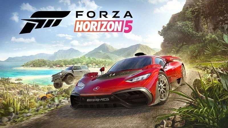 Forza Horizon 5 | تریلری از محیط و گیمپلی بازی