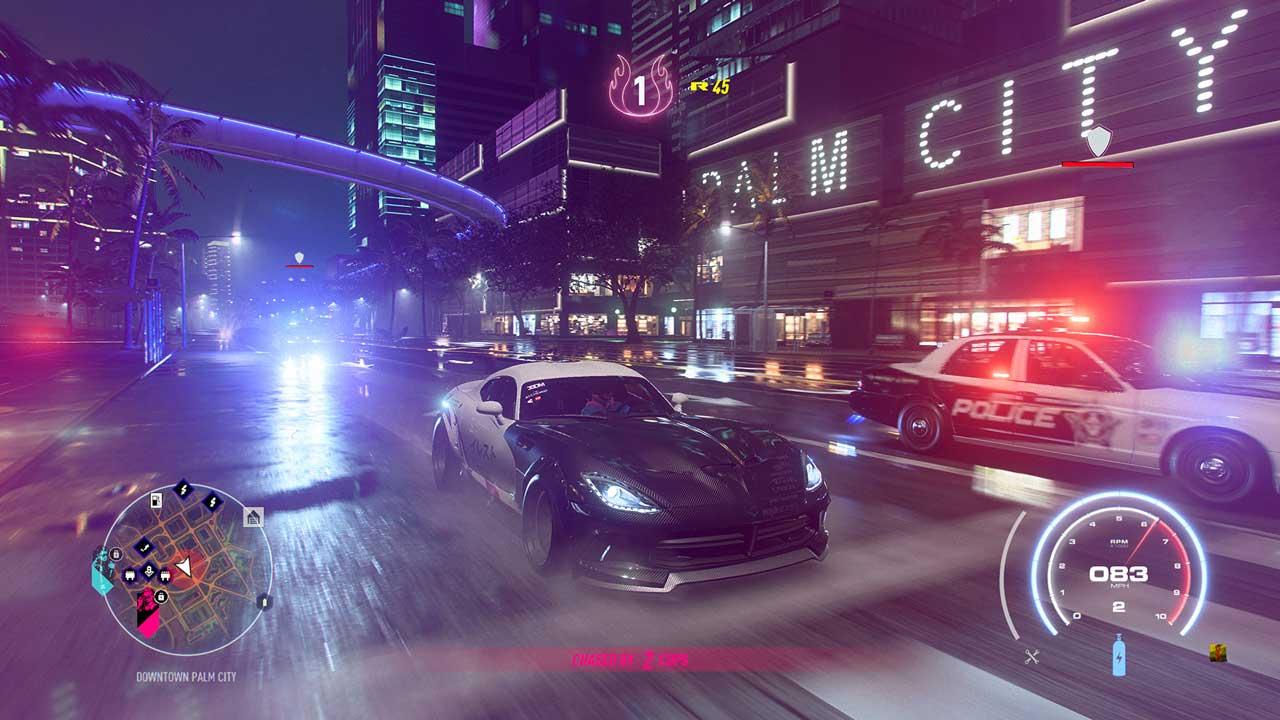 Need for Speed™ Heat   تریلر رسمی گیمپلی بازی
