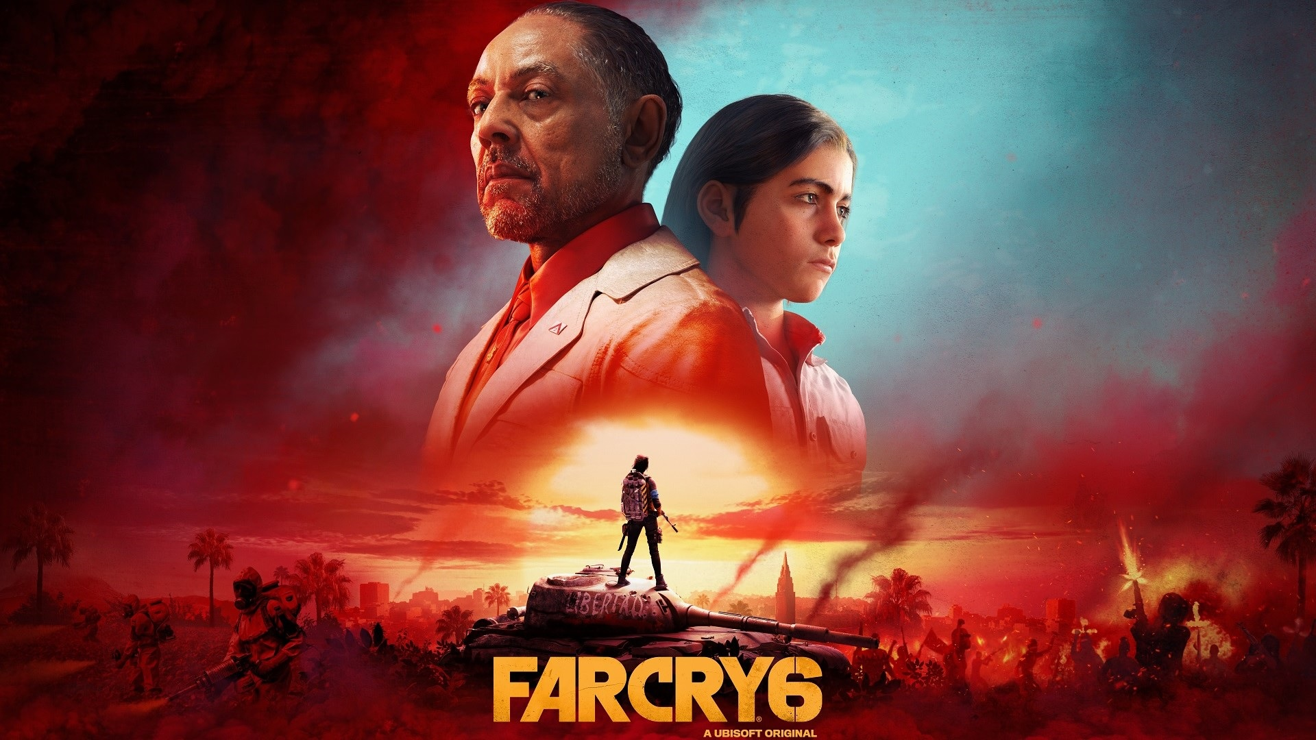 Far Cry 6   تریلر رسمی بخش داستانی بازی